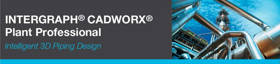 CADWorx Plant Professional Training